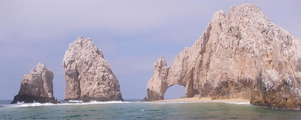 Rocks in Cabo San Lucas